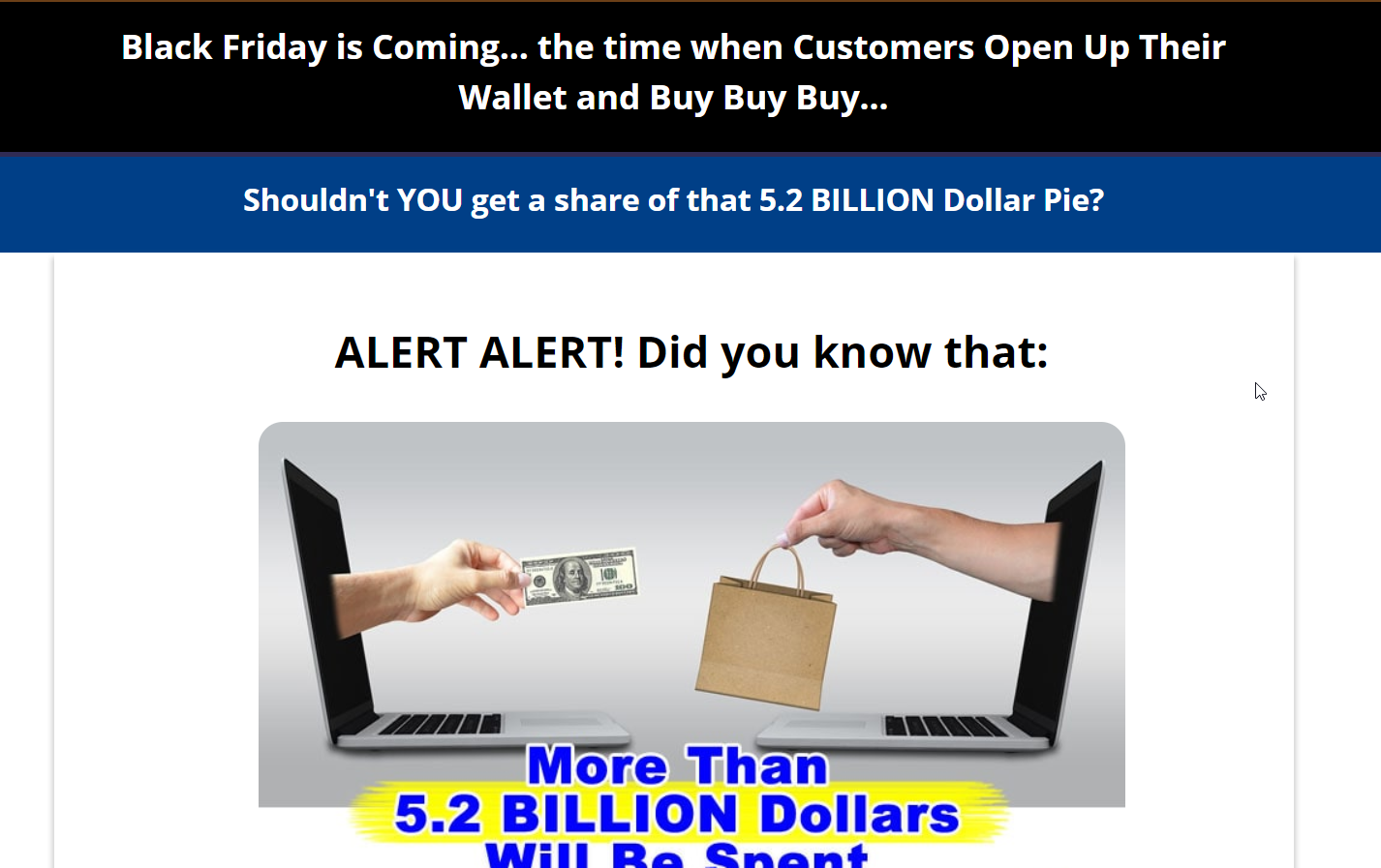 Can You Cash In On This Crazy $5.2 Billion Dollar Day?